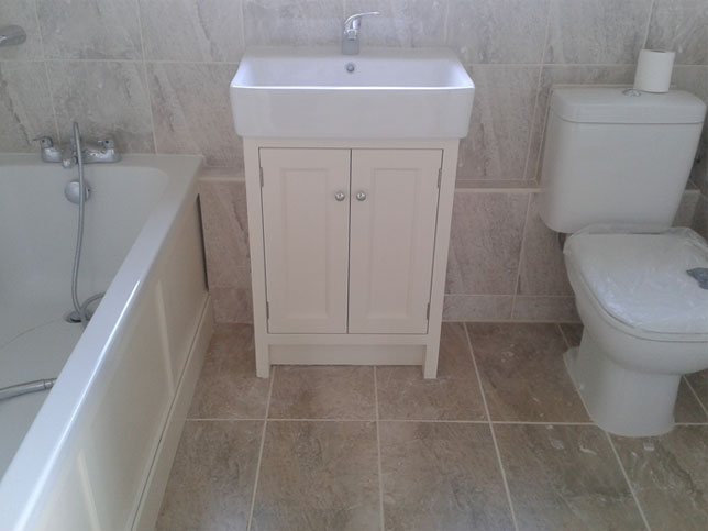 Bathroom & Kitchen Fitter - Colchester, Ipswich & Tiptree.